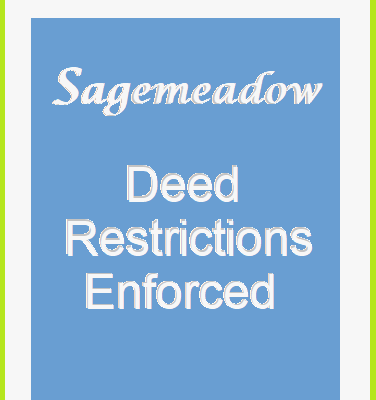 New Deed Restriction Enforcement Policy – In Review (To be approved 4/15/21)