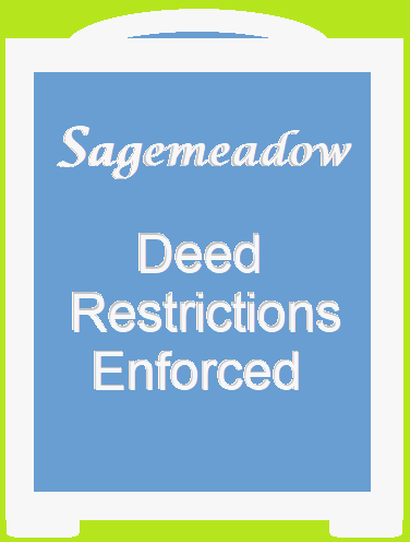Deed Restriction Enforcement Policy