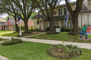 April 2021 – Yard of the Month Winner!
