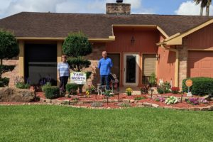 May 2021 – Yard of the Month Winner!